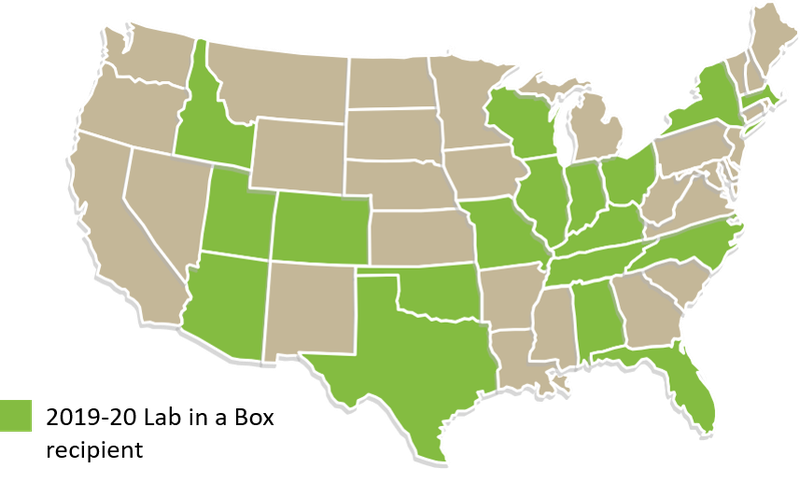 2019-20 LiB states